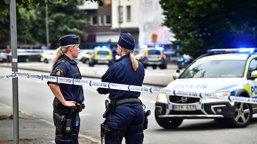 La Policía sueca mata a un joven con síndrome de Down que llevaba una pistola de juguete