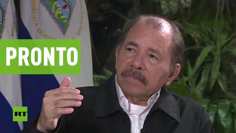Daniel Ortega a RT: La derecha de Nicaragua y de EE.UU. no podía aceptar el progreso sandinista