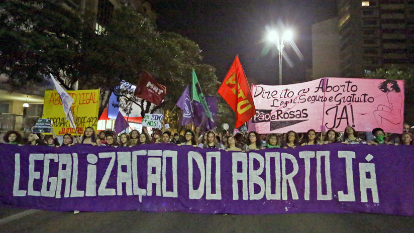 Corte Suprema de Brasil inició audiencias públicas sobre la despenalización del aborto