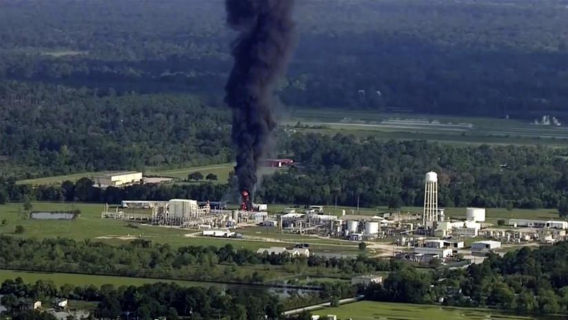 Condenan a una multinacional por una fuga tóxica en Texas durante el huracán Harvey