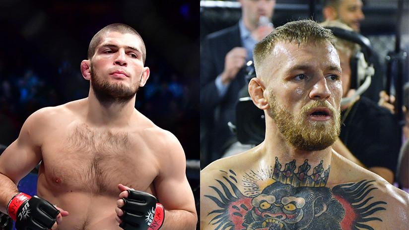 Nurmagomédov vs. McGregor: Confirman la posible pelea más importante en la historia de la UFC