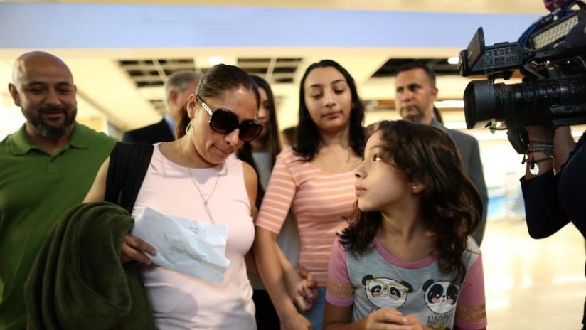 Deportan a la esposa mexicana de un veterano de los Marines de EE.UU.
