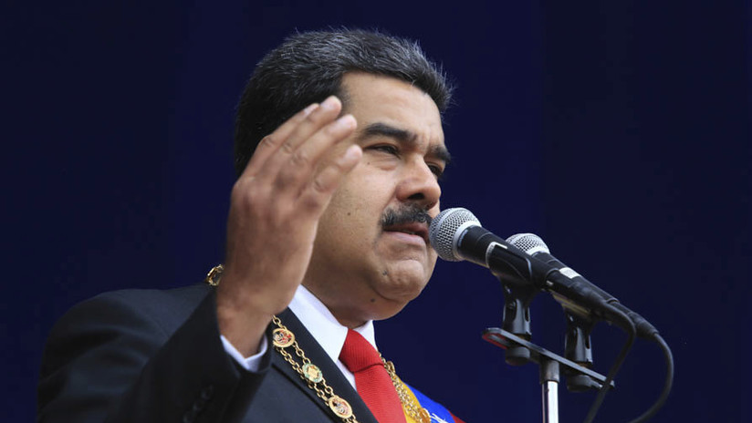 """Maduro: """"Han sido ya capturados parte de los autores materiales del atentado"""" (VIDEO)"""