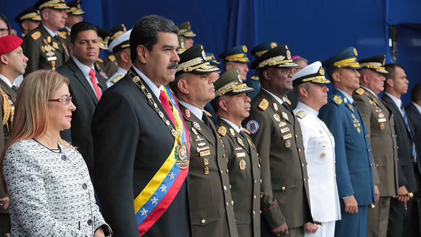 Moscú: El antenado contra Maduro tuvo como objetivo
