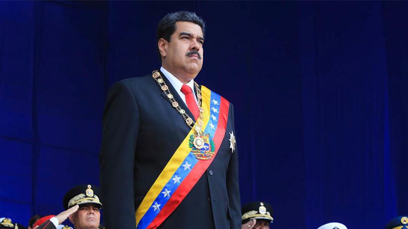 Maduro agradece a la comunidad mundial el apoyo tras el atentado fallido en su contra