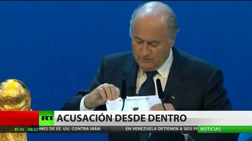 Expresidente de la FIFA insinúa presiones de Catar sobre Francia para ser sede del Mundial 2022