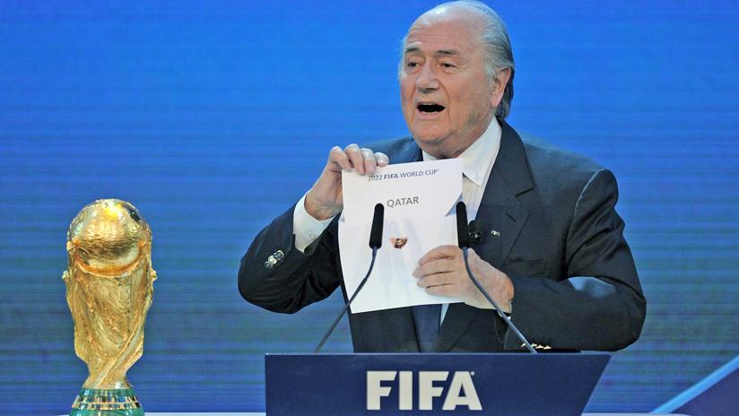 Colusión: Blatter desvela el secreto de la elección de Catar como anfitrión del Mundial 2022