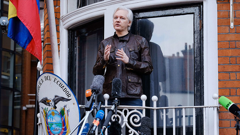 """Reportar no es un crimen"": WikiLeaks denuncia que Lenín Moreno amenaza a Assange por informar"