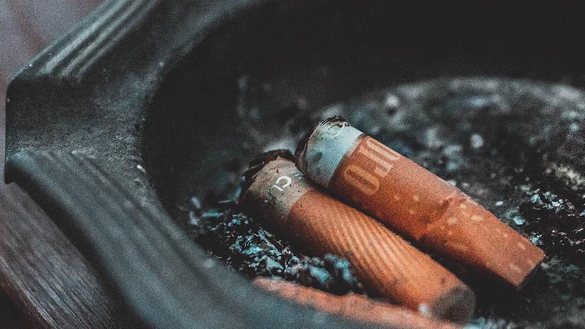 ¿No puede dejar de fumar? Un grupo de científicos sugiere un sorprendente nuevo método  5b68706be9180ffe528b4569