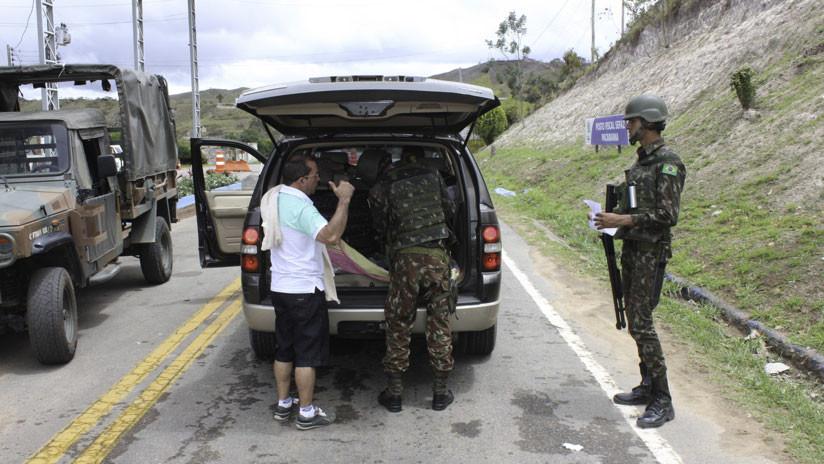 Brasil reabre fronteras con Venezuela luego de orden judicial