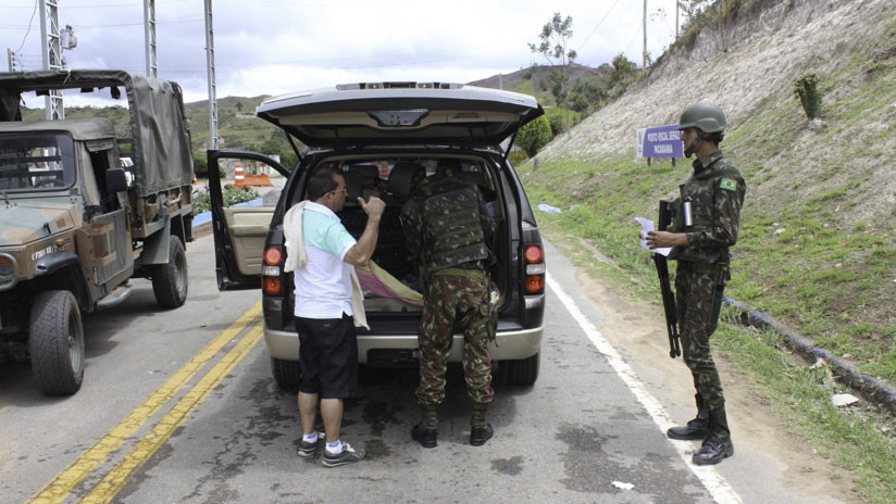 Juez ordena cerrar frontera a inmigrantes venezolanos — Brasil