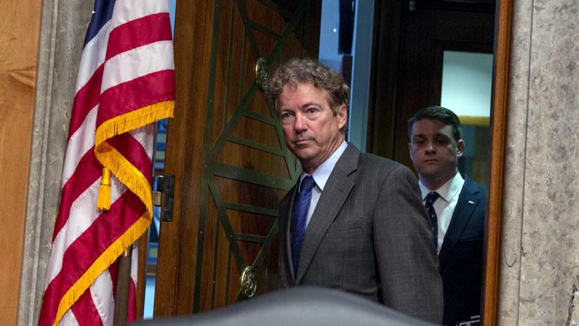 """Senador de EE.UU.: """"Estamos viendo una histeria antirrusa. Me opongo a las sanciones"""""""