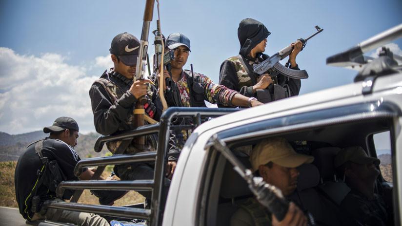 Surgen nuevos grupos de autodefensas en México