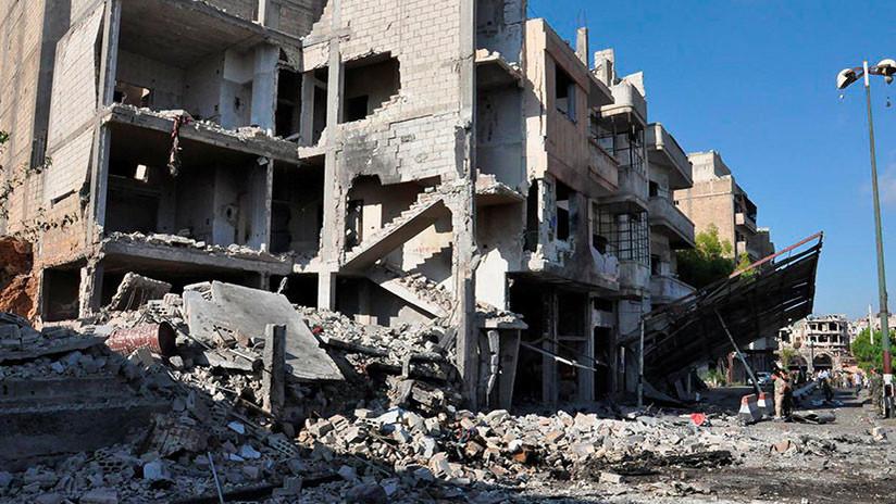"""Israel """"aprecia"""" el asesinato de un jefe del programa de misiles de Siria pero niega su implicación"""