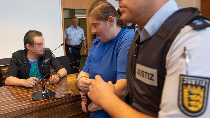 Condenan a una pareja alemana por vender a su hijo a pedófilos en Internet