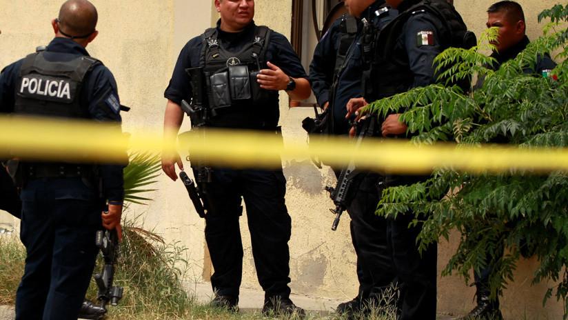 La viuda de un colombiano linchado en un pueblo de México culpa a la Policía local