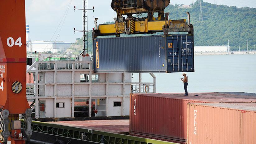 EE.UU. impondrá aranceles del 25% a productos de China por valor de 16.000 millones de dólares