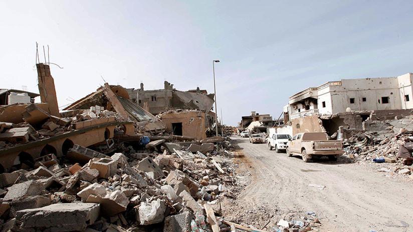 General libio: Para resolver la crisis en nuestro país necesitamos la ayuda de Rusia
