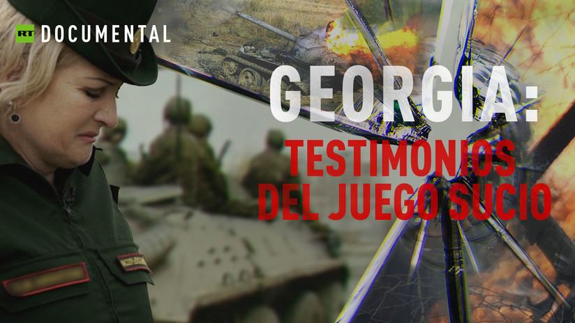 """""""Nací en medio de un bombardeo georgiano"""": Las cicatrices del conflicto de Osetia del Sur"""