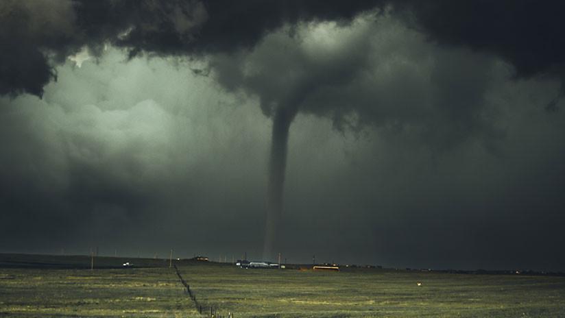 Establecen una relación entre la pérdida de hielo marino en el Ártico y los tornados en EE.UU.