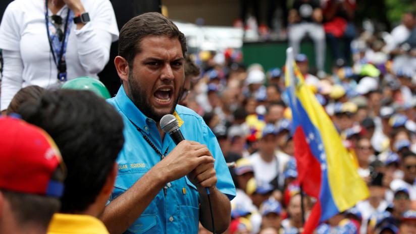 Tribunal Supremo de Venezuela levanta inmunidad al diputado Juan Requesens