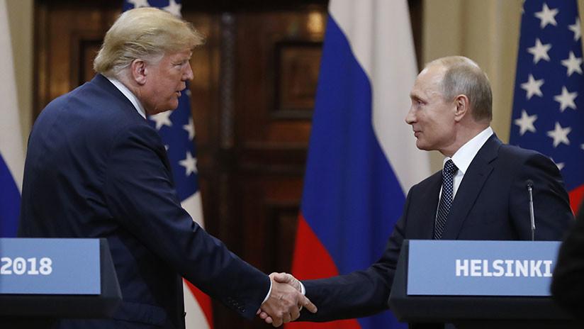 """""""La nuevas sanciones antirrusas de EE.UU. anulan el efecto de la cumbre de Helsinki"""""""
