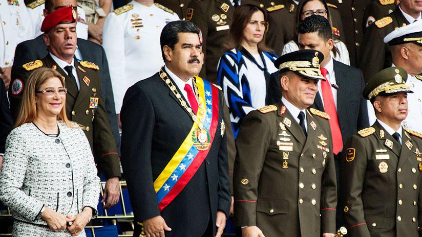 """Moscú tilda de """"absolutamente inaceptable"""" el intento de atentado contra Maduro"""