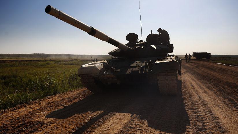 Auguran la aparición de 'tanques sigilosos' que cambiarán las guerras