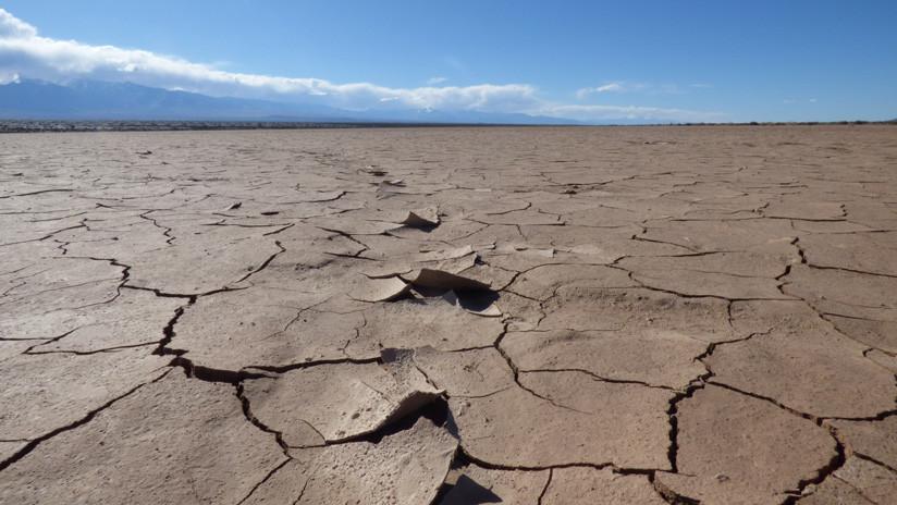 Al menos diez ríos se han secado en El Salvador por la falta de lluvia