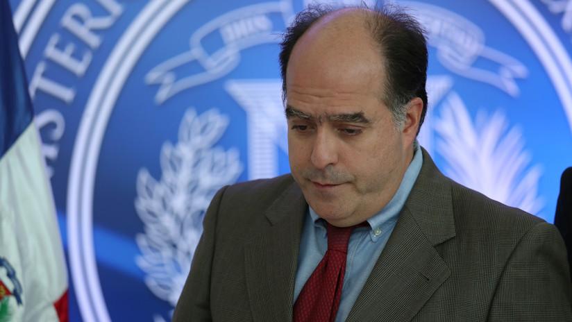 Venezuela confirma el pedido de extradición del diputado opositor Julio Borges