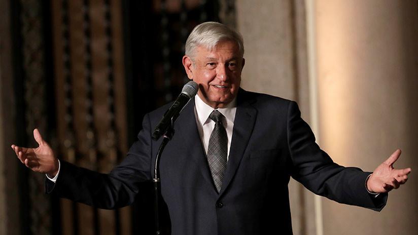López Obrador anuncia que le protegerán 20 personas, no necesariamente profesionales de la seguridad