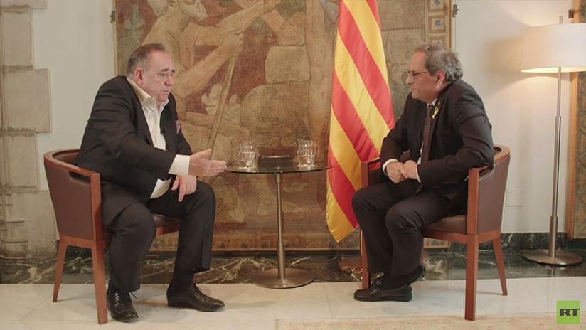 """""""Deberían estar libres esta noche"""": Cataluña no negociará la liberación de los políticos presos"""