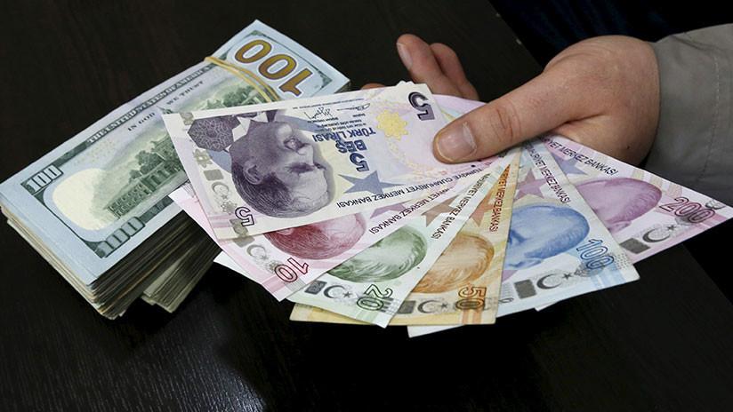 Erdogan llama al pueblo turco a deshacerse de dólares, euros y oro para apoyar a la lira