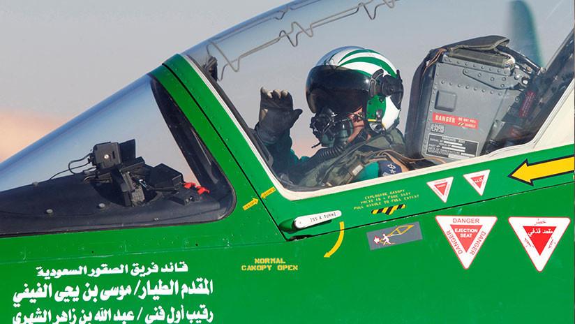 Arabia Saudita repele un ataque con misiles lanzados desde Yemen