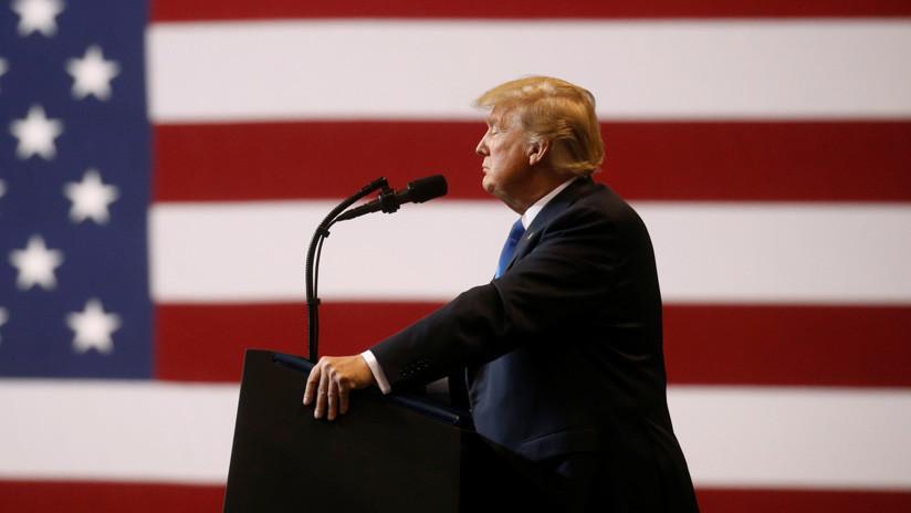 """""""Trump, el último presidente de EE.UU."""""""