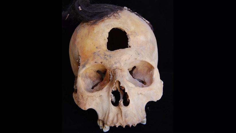 Descubren en Perú 60 momias de 1.500 años y 6 cabezas trofeo