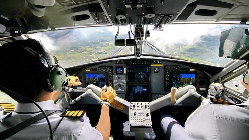 Revelan un sencillo factor en los aviones que aumenta el riesgo de error fatal por parte del piloto