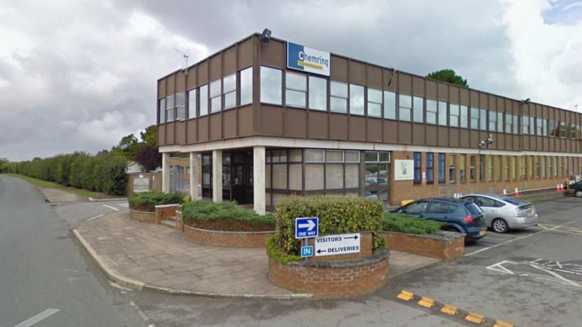 Reino Unido: Explosión en una fábrica militar de Salisbury deja al menos un muerto