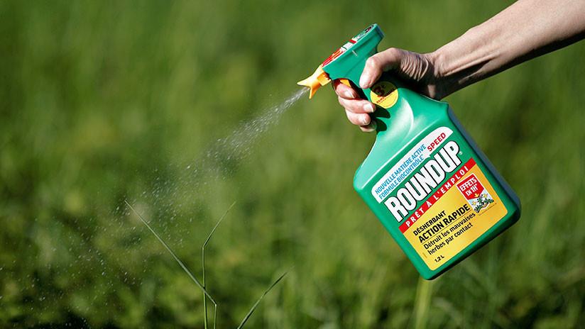 Monsanto pagará casi 290 millones de dólares a un jardinero con cáncer que usó su herbicida