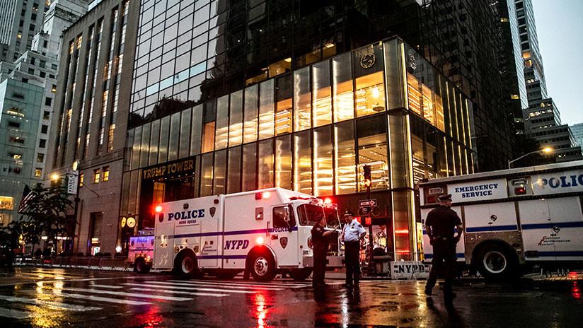 Hallan muerto al novio de una famosa actriz en la Trump Tower de Nueva York