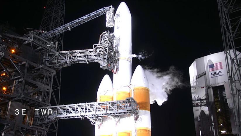 La NASA aplaza por 24 horas el lanzamiento de la primera nave espacial que 'tocará' el Sol