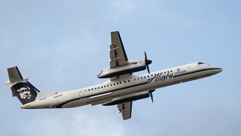 VIDEOS: Un suicida roba un avión de un aeropuerto en EE.UU. y lo estrella