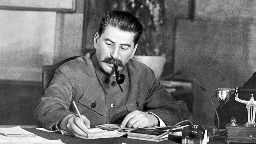 Rusia desclasifica la orden de Stalin sobre el bombardeo a Berlín en 1941
