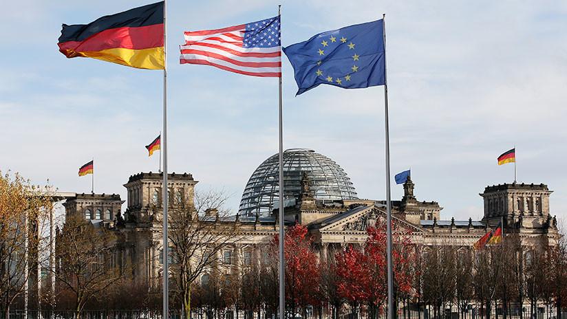 """Ministro de Economía alemán: """"No permitimos que EE.UU. dicte las relaciones comerciales"""""""