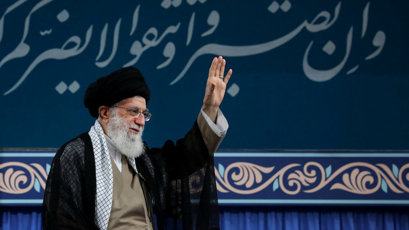 """Líder supremo de Irán: """"No habrá guerra ni ninguna negociación con EE.UU."""""""