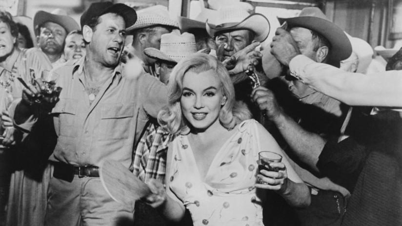 Descubren una rara escena de Marilyn Monroe desnuda que se creía destruida hace décadas en EE.UU.
