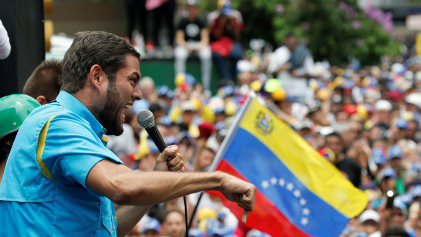 """Atentado contra Maduro: EE.UU. estima """"ilegal"""" la detención del diputado Juan Requesens"""