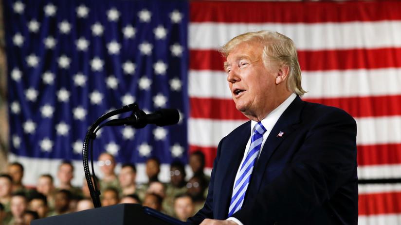 716.000 millones de dólares: Trump firma el presupuesto de Defensa de EE.UU.