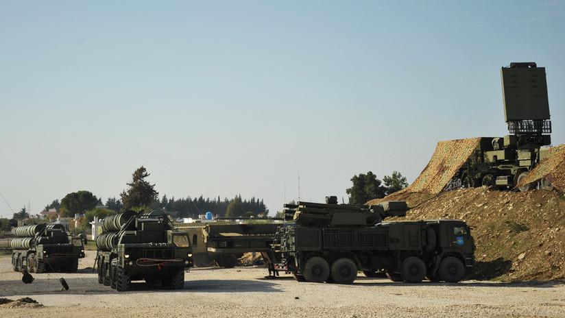 Rusia derriba cinco drones más cerca de su base aérea de Jmeimim en Siria