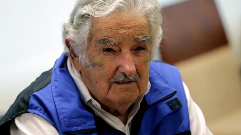 La carta de renuncia de Mujica al Senado